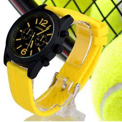 Sportovní hodinky s výraznými čísli