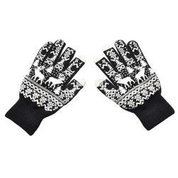 Zimní rukavice s vánočním motivem - 6 variant