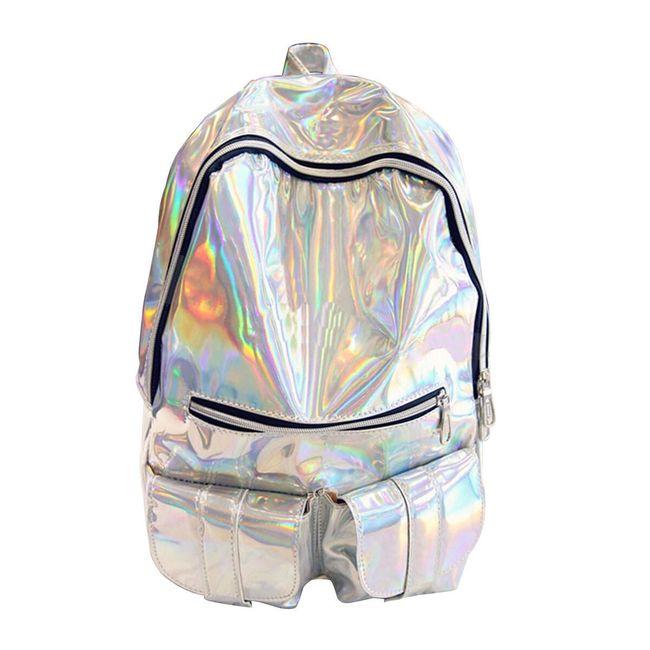 Рюкзак с голографическим эффектом - 3 варианта 1