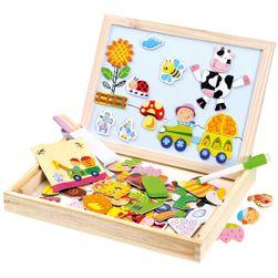 Farma magn. tabulka s puzzlemi 102ks RS_88117