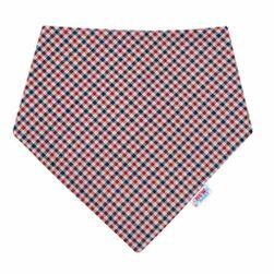 Kojenecký šátek na krk RW_satek-checkered-Gaja668