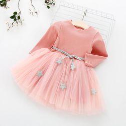 Dívčí šaty Romaine