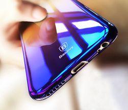 Carcasă pentru iPhone 6 / 6S / Plus cu efect holografic