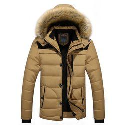 Férfi téli kabát Oliver