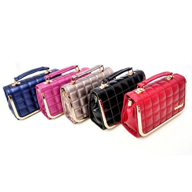 Luxusní dámská kabelka - ve 2 velikostech a více barvách 1