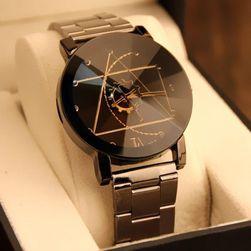 Elegancki zegarek męski i damski