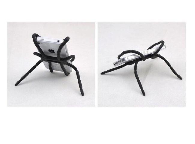 Univerzální silikonový pavouk 1