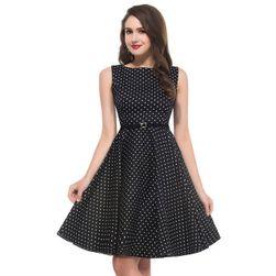 Gyönyörű retro stílusú nyári ruha - különböző motívumok