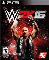 Hra (PS3) WWE 2K16