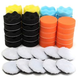 Mega pakovanje špongija za poliranje