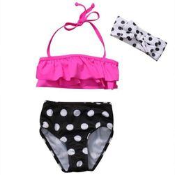 Dvodelni kupaći za djevojčice KC046