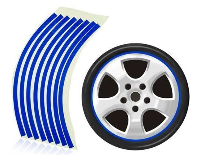 Светоотражающие полосы для колес 1