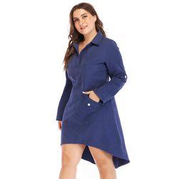 Dámské asymetrické šaty - 3 varianty