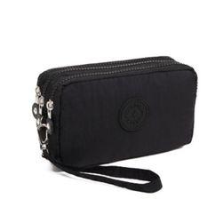 Ženska denarnica - 5 barv Črna