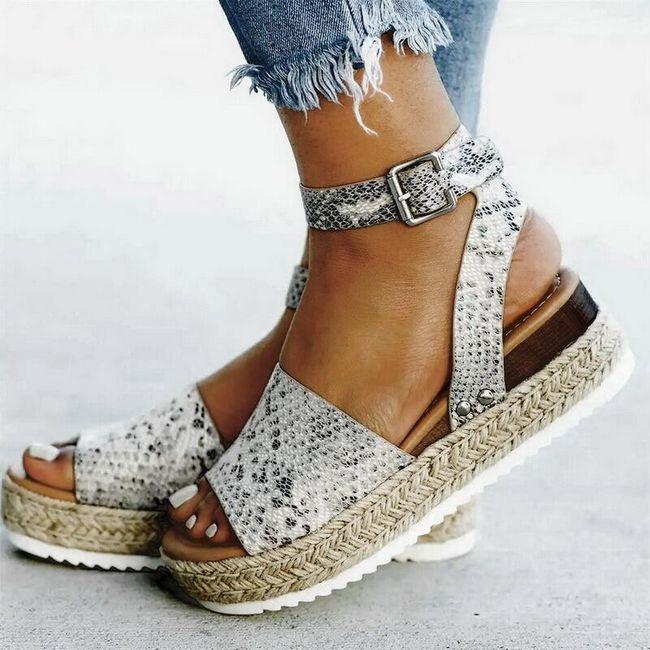 Damskie sandały Ritta 1