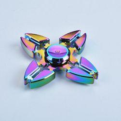 Tęczowy  fidget spinner