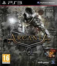 Gra  (PS3) Arcania: The Complete Tale