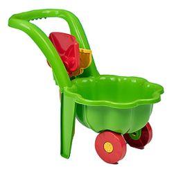 Gyerek kerti kerék lapáttal és gereblyével Daisy RW_45517