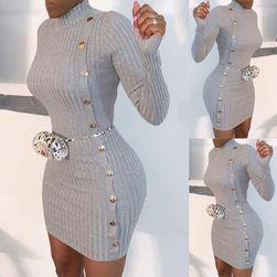 Ženska haljina sa dugim rukavima EA_626348880165