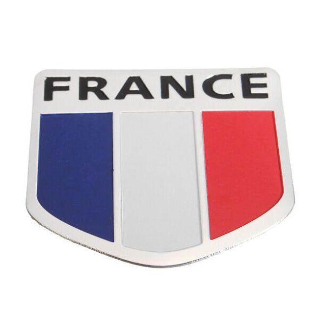 Autocolant 3D - drapel francez - 5 x 5 cm 1