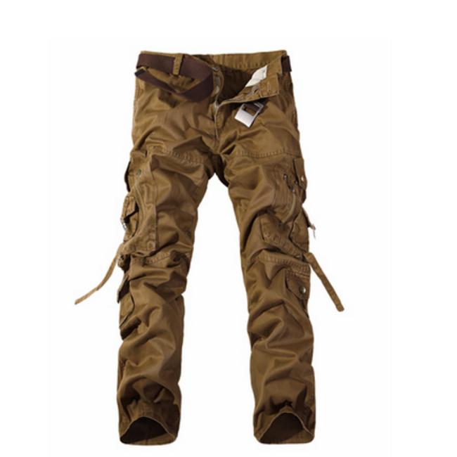 Moške hlače z žepi - 6 barv 1