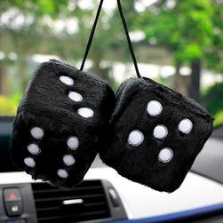 Přívěsek do auta - kostky
