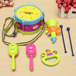 Set de instrumente muzicale pentru copii