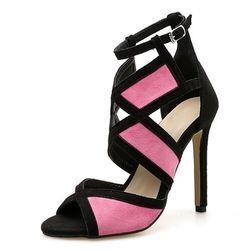 Дамски обувки с токче Sibila