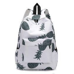 Plecak w ananasy