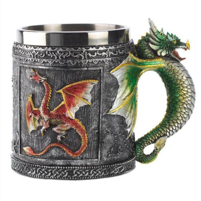 Hrnek s draky 1