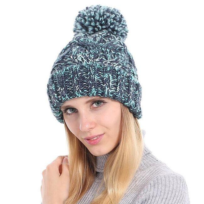 Dámská zimní čepice M01 1