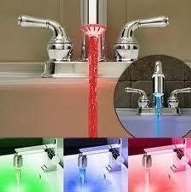 Svítící perlátor - 3 barvy 1
