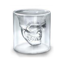 Szklanka z czaszką