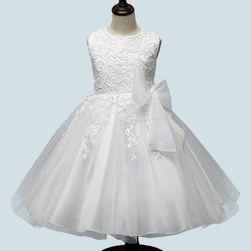 Elegantní společenské šaty pro holčičky