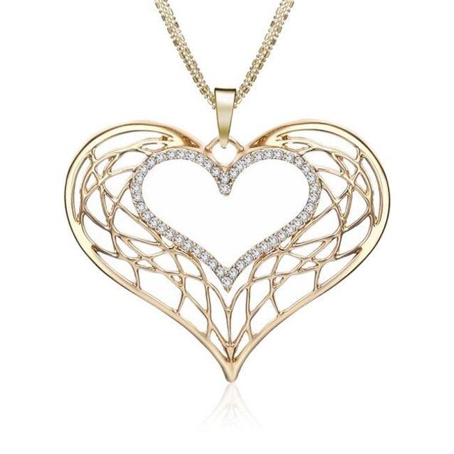 Dámský náhrdelník B060 1