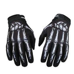 Motorkářské rukavice - Černá-velikost č. 3