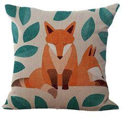 Povlak na polštář Fox