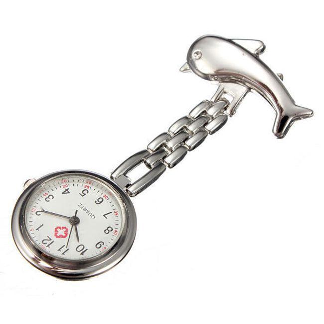 Kapesní hodinky s delfínem 1