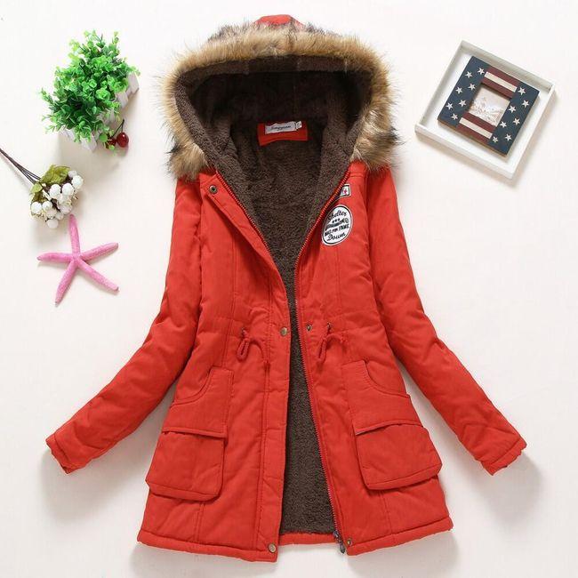 Ženska zimska jakna Jane 1