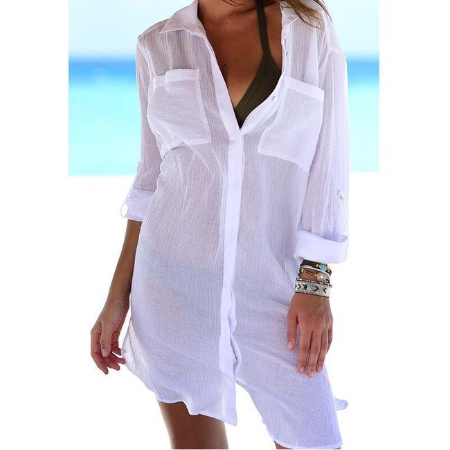 Plażowa sukienka Belle 1