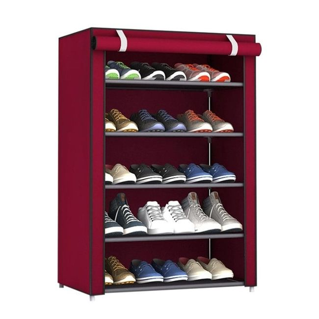 Platneno skladište za obuću PB01 1