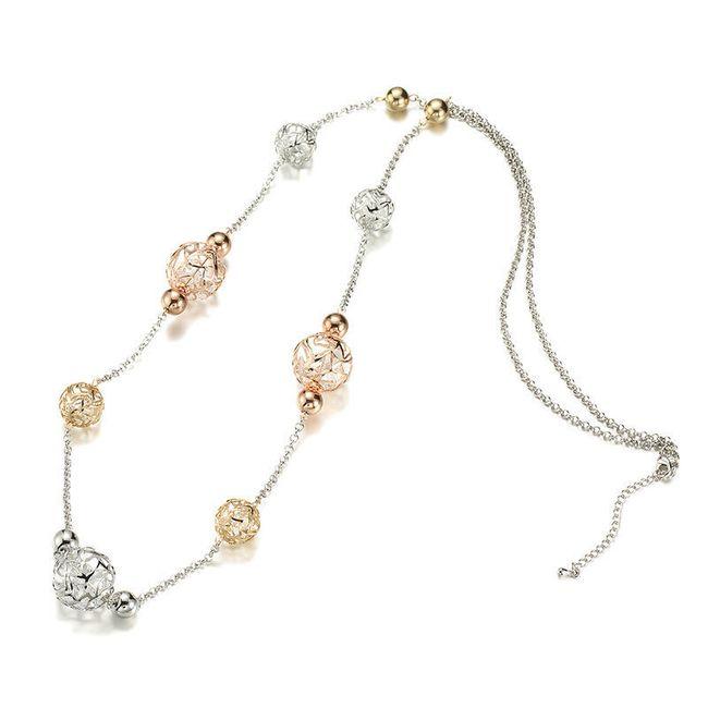 Dámský náhrdelník B0154 1