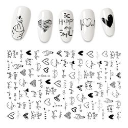 Nalepnice za nokte EDT4