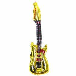 Balon u obliku gitare  - 4 boje