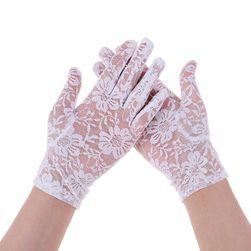 Krajkové rukavičky B015989
