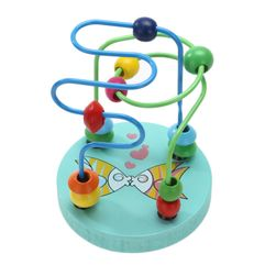 Pino Lavirint sa perlicama - dečija edukativna igračka