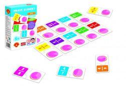 Hra školou® Hravé zlomky naučná hra v krabici 16x25x5cm RM_29002212