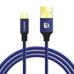 Cablu micro USB pentru date si încărcare - 4 culori