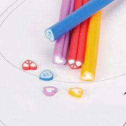 Polymerové zdobící tyčinky na nehty