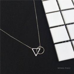 Женское ожерелье DN547